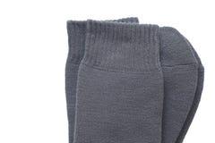 Black sock Royalty Free Stock Photography