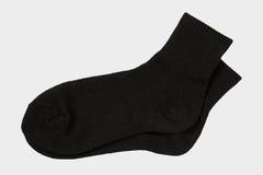 Black socks Royalty Free Stock Image