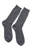 Black socks Royalty Free Stock Photo