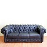 Black sofa Royalty Free Stock Photos