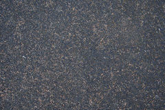 Black soil texture Royalty Free Stock Images