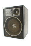Black sound speaker Royalty Free Stock Photo