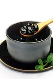 Black soybean Stock Photo