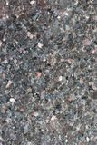 Black sparkle granite closeup Stock Photo