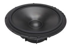 Black speaker Stock Images