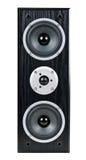 Black speaker Stock Photography