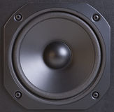 Black speaker Royalty Free Stock Image