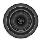 Black Speaker Stock Photos