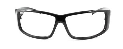 Black spectacles Stock Photo