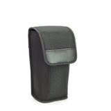 Black speedlight flash case Stock Image