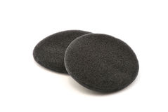 Black sponges Stock Image