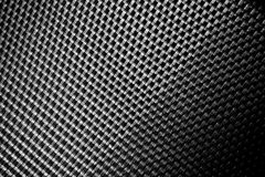 Black square block texture Royalty Free Stock Photo