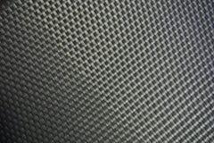Black square block texture Stock Photography