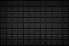 Black square box  modern technology black abstract 3d  backgroun. D Royalty Free Stock Photography