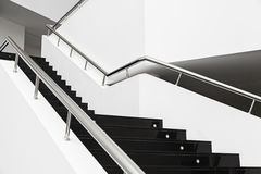 Black Stairs Royalty Free Stock Photo