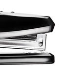 Black stapler isolated Royalty Free Stock Photography