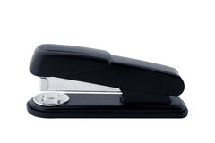 Black stapler Royalty Free Stock Images