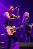 Black Star Riders in Prague, 2015 Stock Photography
