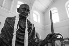 Black, Statue, Black And White, Sculpture Royalty Free Stock Photo
