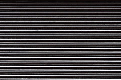 Black Steel Shutters Royalty Free Stock Images
