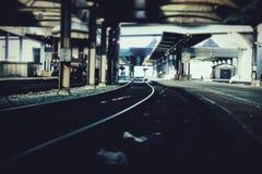Black Steel Train Railways Stock Images