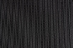 Black steel wave texture Royalty Free Stock Image