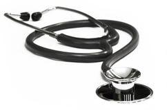 Black Stethoscope Stock Images