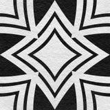 Black stone marble decor Royalty Free Stock Image