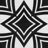 Black stone marble decor Royalty Free Stock Images