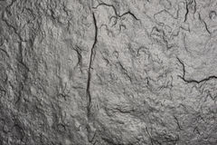 Black stone slab, background. View from above. Stock Images
