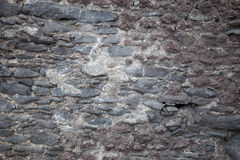 Black stone wall background Royalty Free Stock Photo