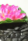 Black stones Royalty Free Stock Photos