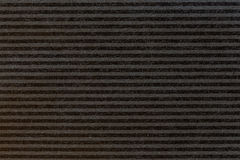 Black stripe paper Stock Photography