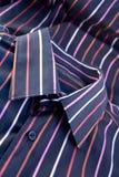 Black stripped shirt Stock Photos