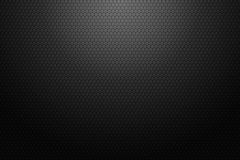 Black structure background. Illustration of black textured background with hexagons royalty free illustration
