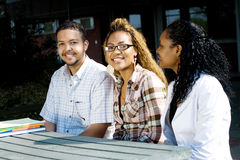 Black students Royalty Free Stock Images