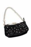 Black Stylish Bag Stock Image