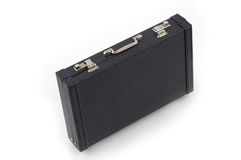Black suitcase Stock Image
