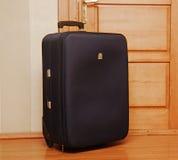 Black Suitcase Stock Photo