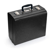 Black suitcase. Royalty Free Stock Photo