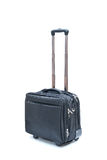 Black suitcase Stock Image