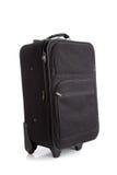 Black suitcase or luggage Stock Image