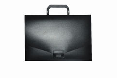 Black suitcase Royalty Free Stock Photography