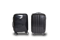 Black suitcase Stock Photos