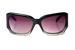 Black sun glasses Royalty Free Stock Image