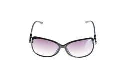 Black sun glasses Stock Images
