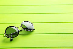 Black sunglasses Royalty Free Stock Photo