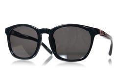 Black sunglasses isolated on white Stock Image