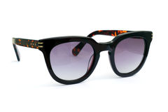 Black sunglasses Stock Photo