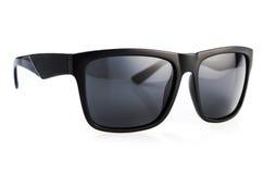 Black sunglasses isolated Stock Photography